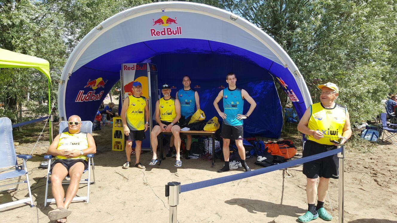 /wireless-communication-system-beach-handball-dutch-championship-NK-referees-axiwi