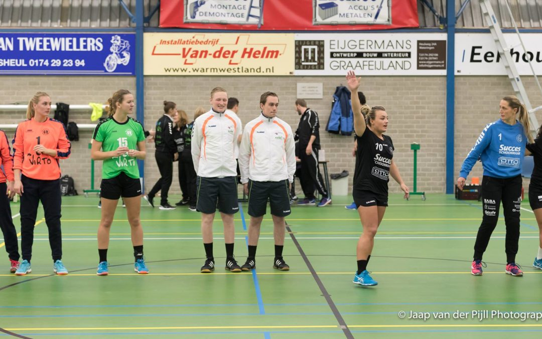 5 tips for effective communication with a communication system from Handball referee Koen Stobbe