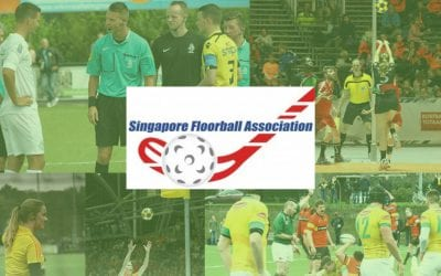 Letter of Recommendation: Singapore Floorball Federation