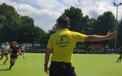 The Bayerischer Hockey Association uses the AXIWI radios to educate young referees