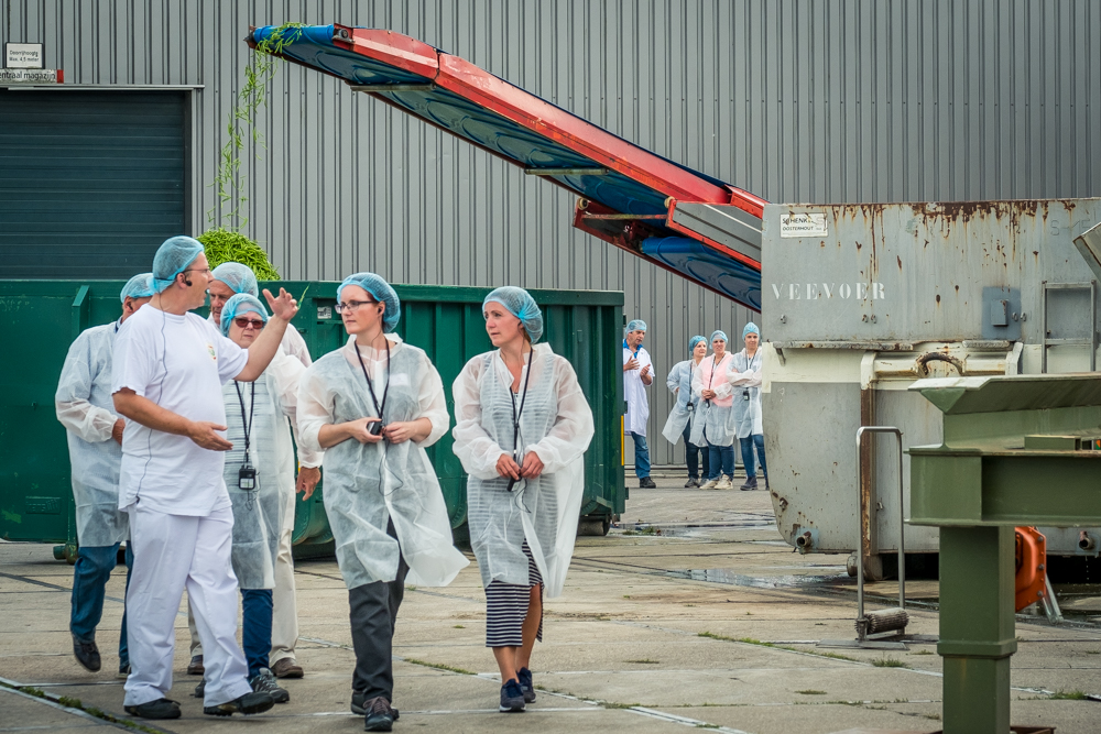 guided tours with factory headsets
