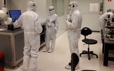 The University of Twente using AXIWI for instructing new users of the NanoLab cleanroom
